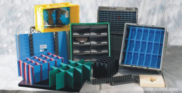 Plastic Corrugated Dunnage Aim Reusable Packaging