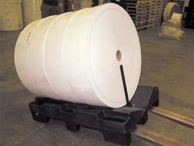 Roll Pallets Aim Reusable Packaging